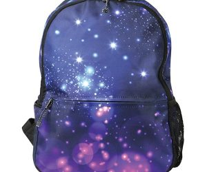 Galaxy Light-Up Backpack!