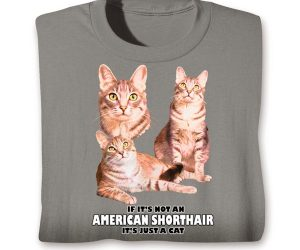 Cat Breed Shirts!