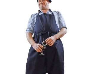 Wine Bar Apron!