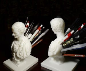 Julius Caesar Pencil Holder!