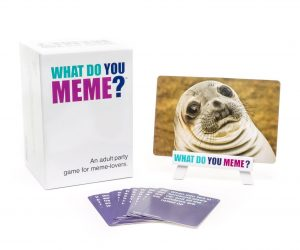 What Do You Meme? Adult Party Game!