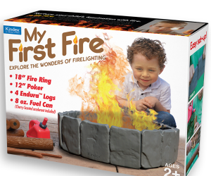 "Prank Pack ""My First Fire""!"