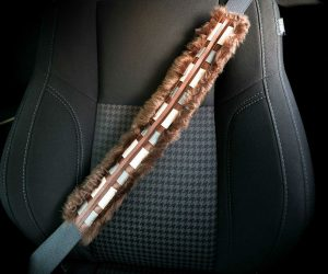 Star Wars Chewbacca Seat Belt Cover!