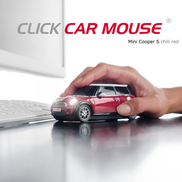 Click Car Mini Cooper Mouse