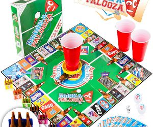 Drink-A-Palooza Board Game!