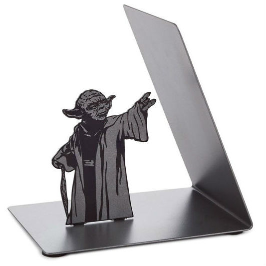 Yoda Bookends Shut Up And Take My Money