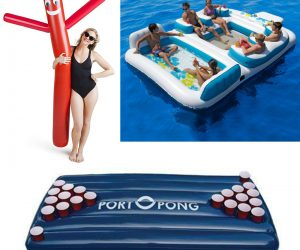 It's about time that you make your pool extra cool!