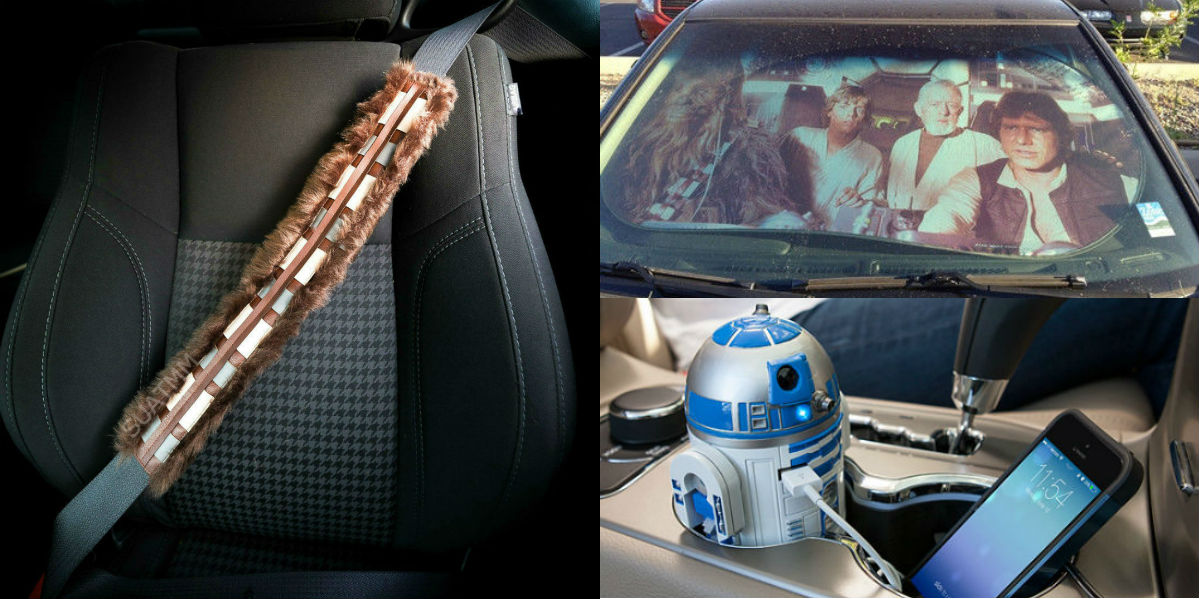 10 must have star wars car accessories