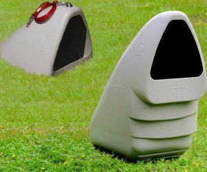 Underground Dog House!