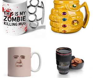 Start your mornings off right and stop drinking out of the same old boring mug!
