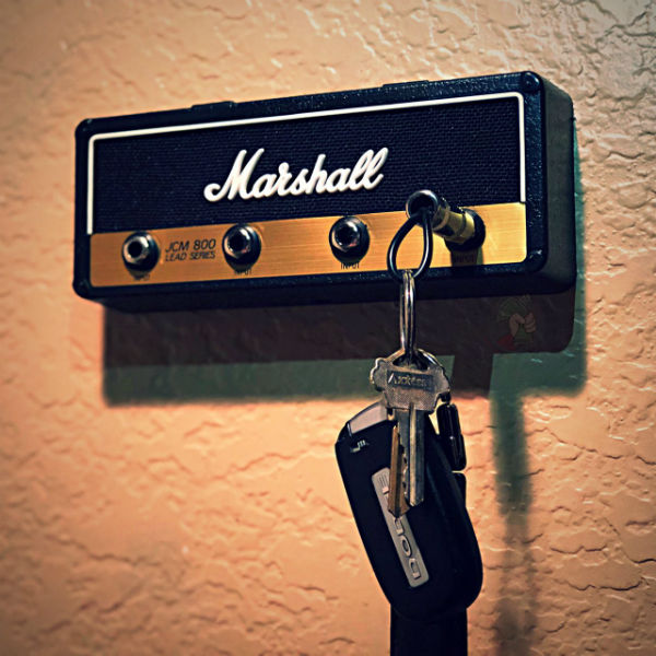 marshall guitar amp key holder