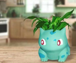 Pokemon Bulbasaur Planter – Add your very own succulent plant to your Bulbasaur planter