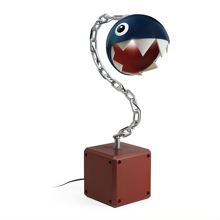 chain chomp lamp