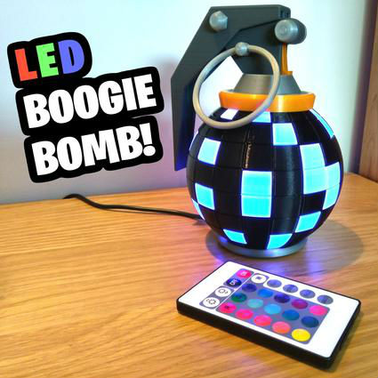 led boogie bomb