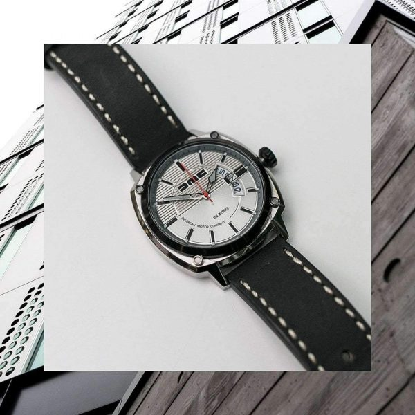 delorean inspired watch