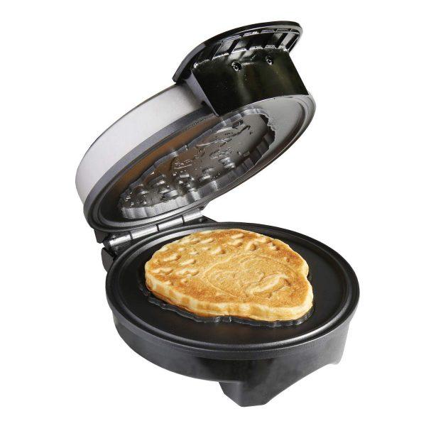 bob ross waffle maker