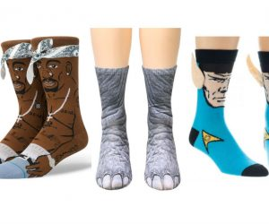 10 Funny Socks You Need On Your Feet Right Now – Fret not, I'm at your feet.