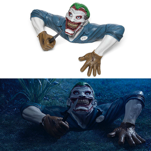 joker groundbreaker halloween decoration