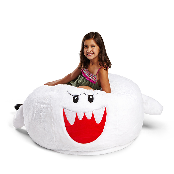 mario boo bean bag chair