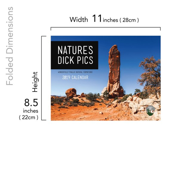 Nature's Dick Pics 2019