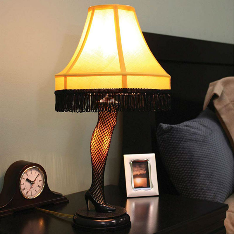 A Christmas Story Leg Lamp Replica Shut Up And Take My Money