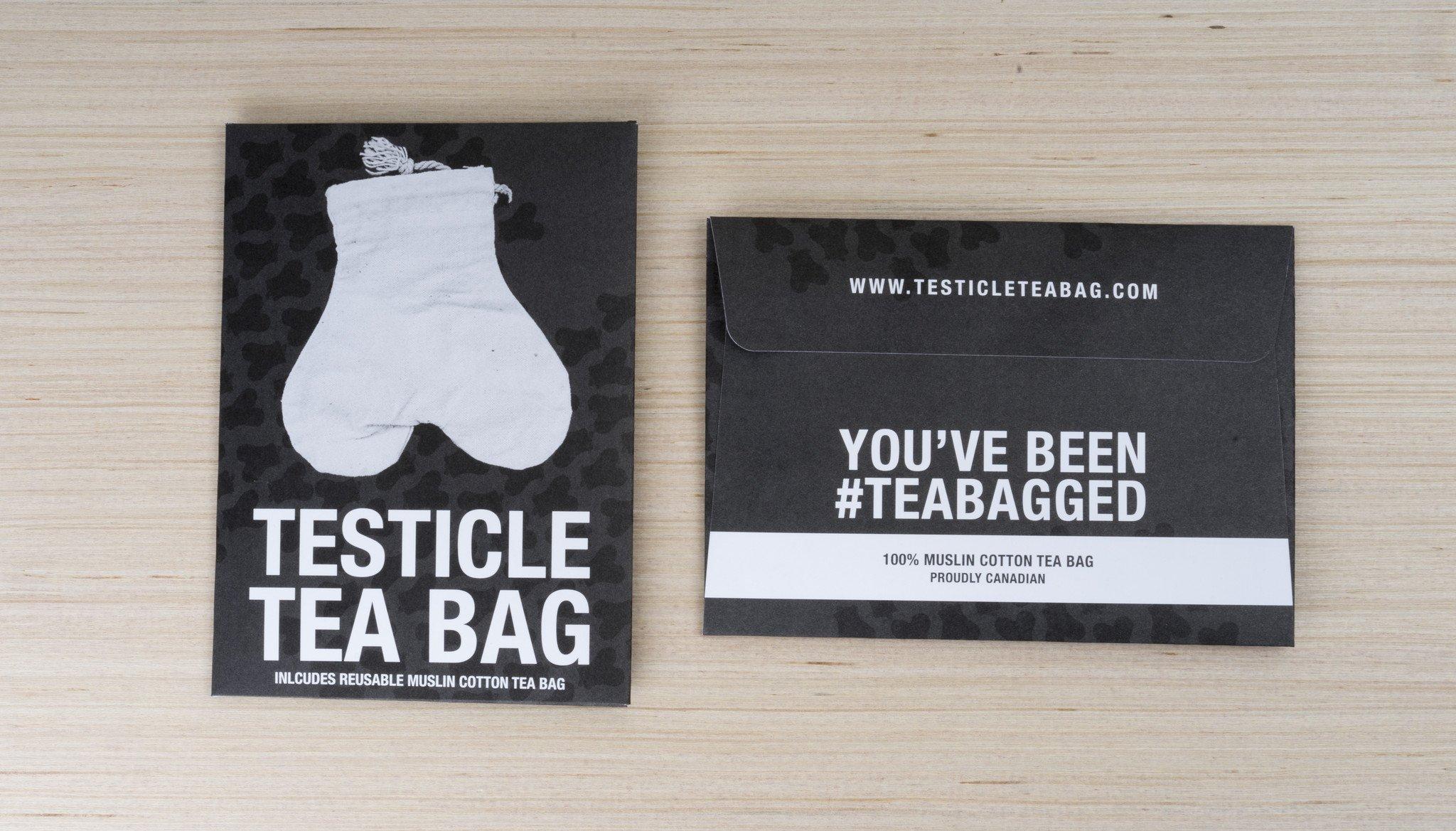 Testicle TeaBag