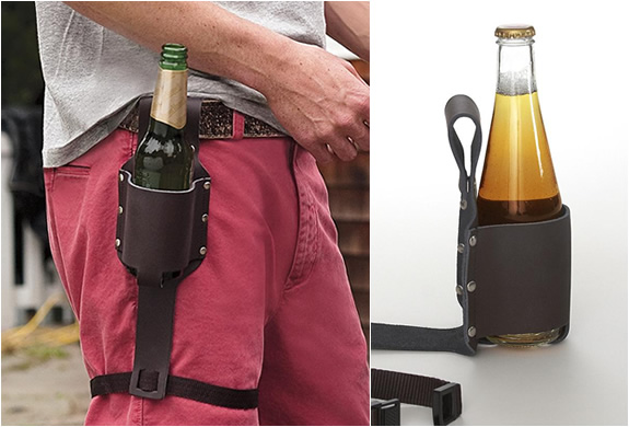 The Beer Holster