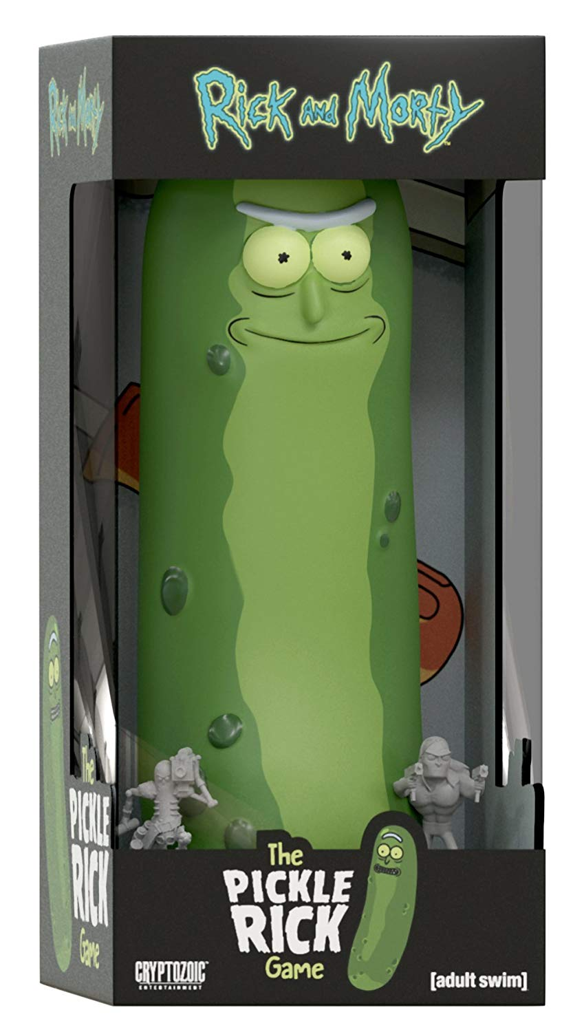 The Pickle Rick Game