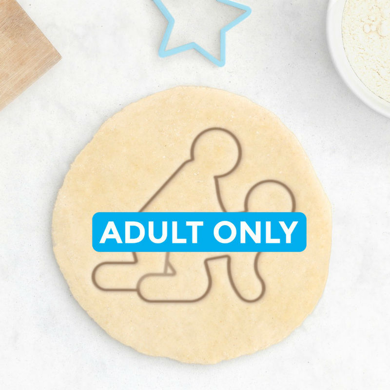 adults only cookie cutter
