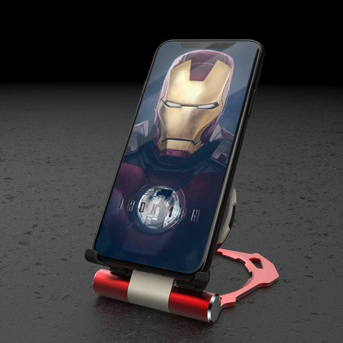 Arc Reactor Luminous Wireless Charger