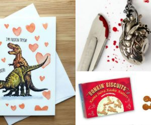 Top 12 Geeky Valentine's Day Gifts – Valentine's day is right around the corner, whether you're shopping for him, or her, surprise the special someone in your life with these