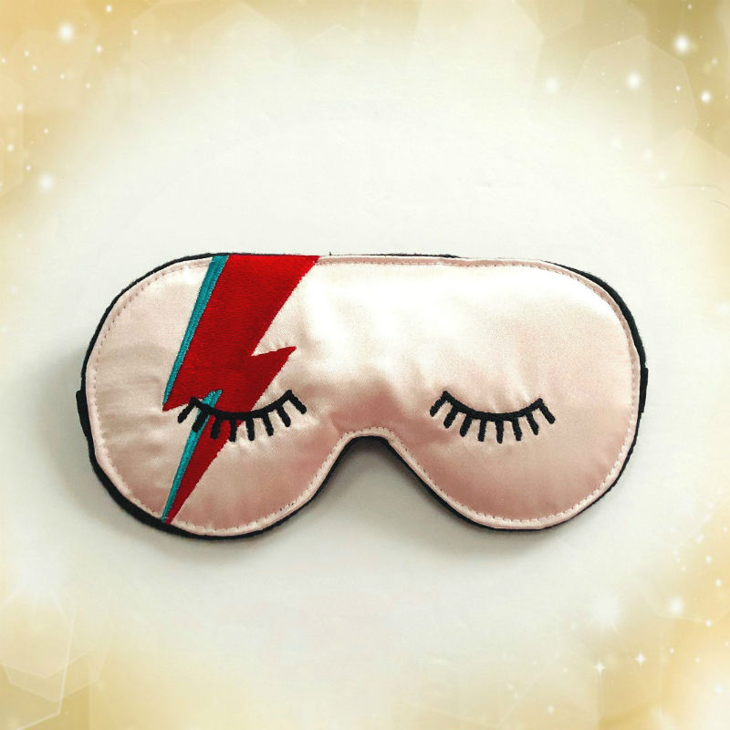 david bowie sleep mask