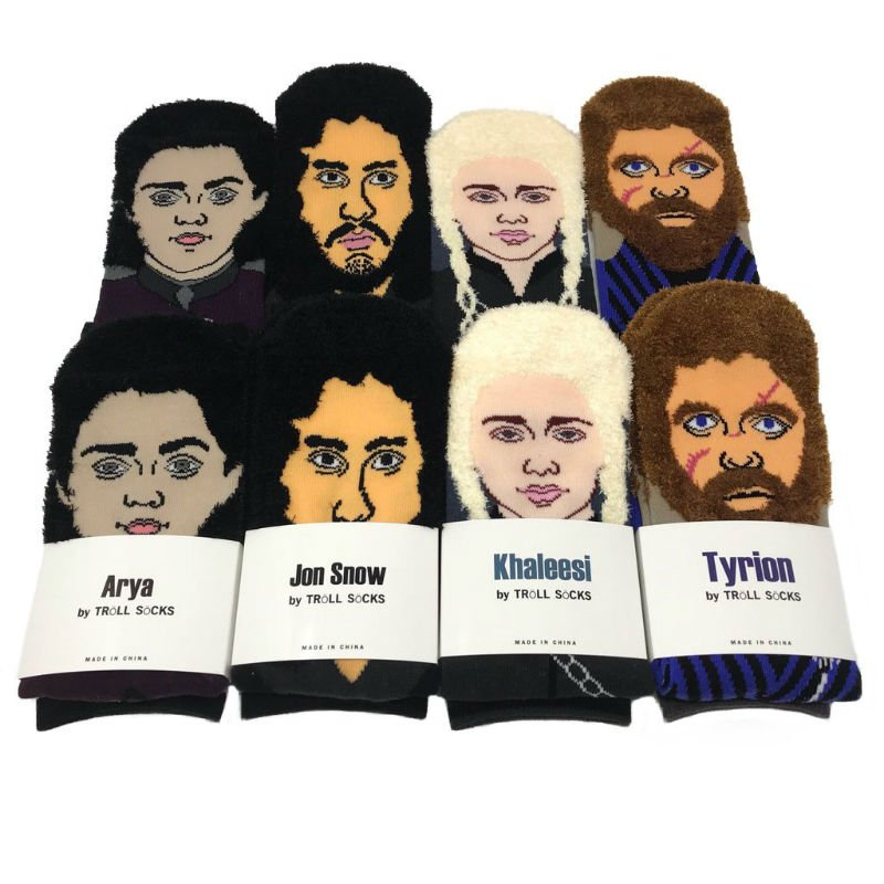 game of thrones socks