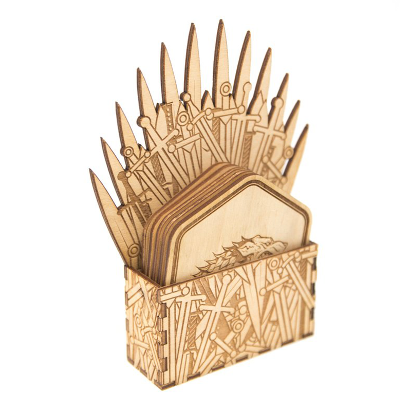 Game of Thrones Inspired Coasters