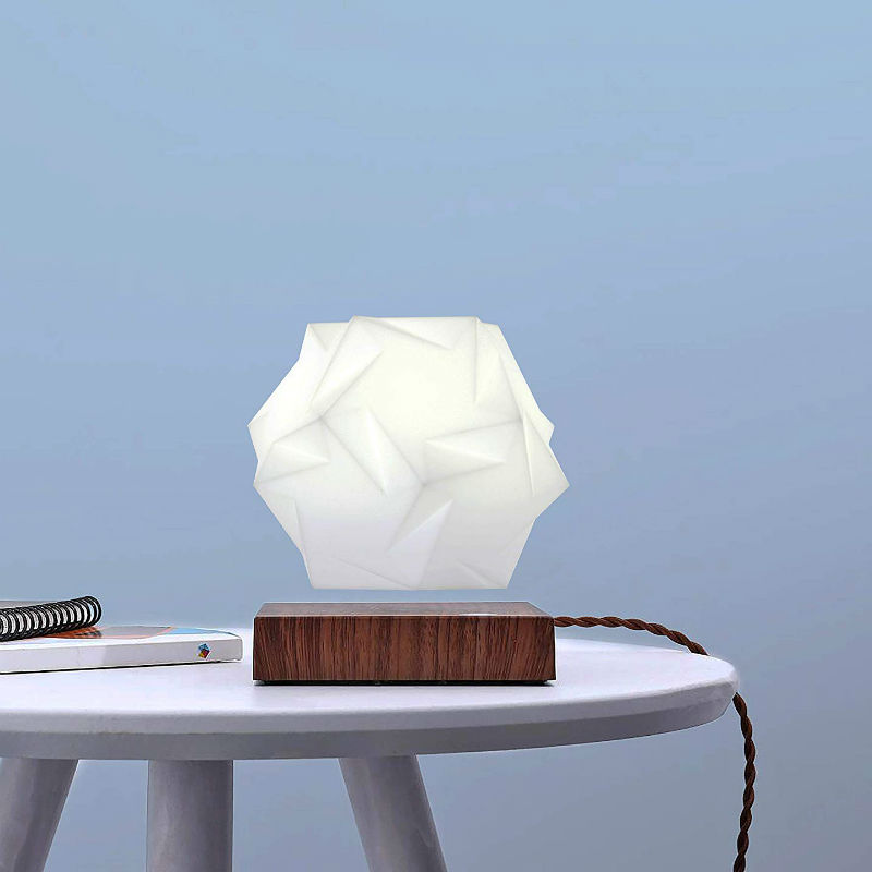 levitating desk lamp