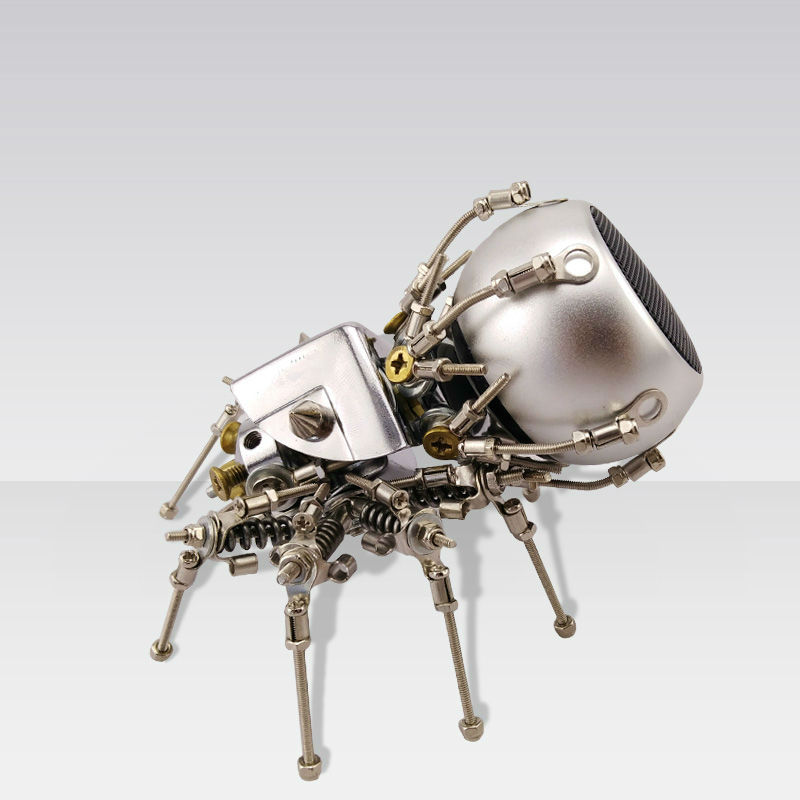 mechanical spider bluetooth speaker