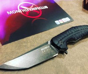 The Monthly Knife club is a subscription service that delivers a new brand name knife and tactical gear to your doorstep each month!