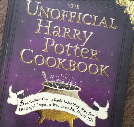 the unofficial harry potter cook book