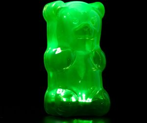 Gummy Bear Nightlight – Sweet dreams are made of this! The Gummygoods Night Light is a portable, squeezable sidekick that goes with you from story time to summer camp.