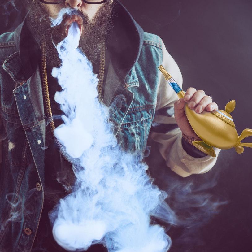 aladdin lamp ecigarette vape