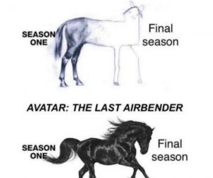 Game of Thrones Vs Avatar The Last Airbender meme