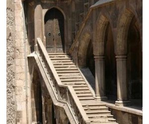 Leaked image of the next kingslayer stairs meme
