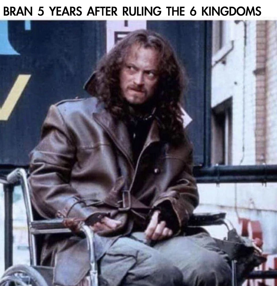 lt bran 5 years after ruling the 6 kingdoms