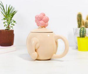 Rick and Morty Plumbus Mug –Everyone has a plumbus. Now you can have a plumbus mug, too!