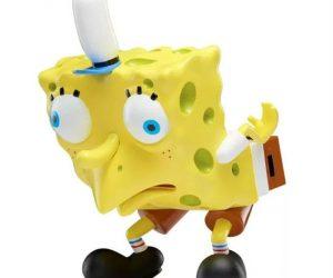 Spongebob Meme Figures – Now you can own your very own licensed Handsome Squidward, Surprised Patrick or Imaginaaation Spongebob!