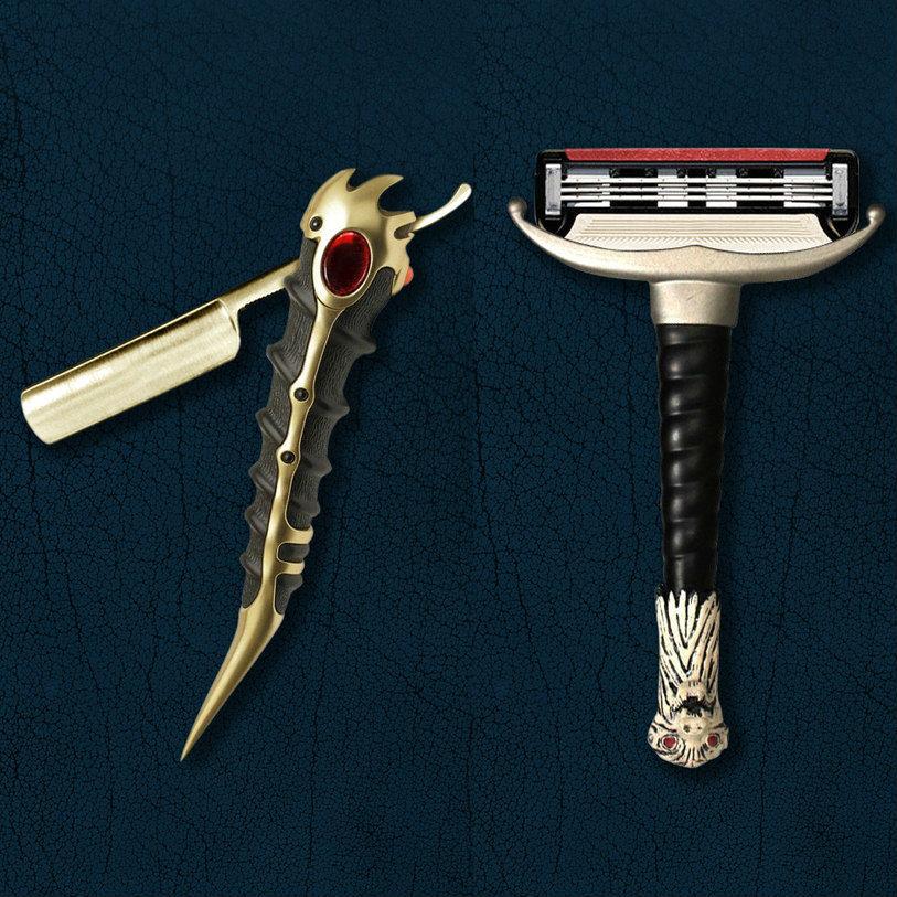 valyrian steel razor blades