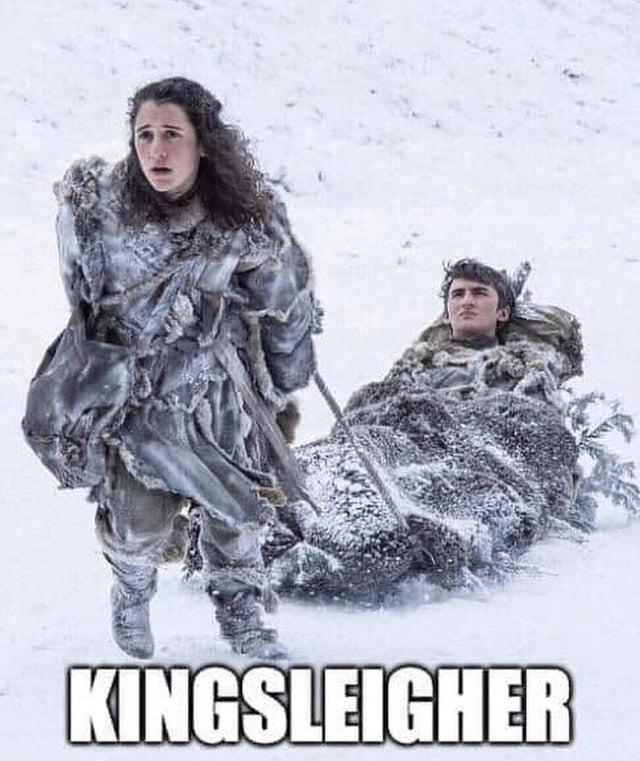 kingsleigher meme
