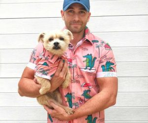Matching Dog Shirts for you and your dog! Ever wanted your best bud to sport the same shirt as you? We'll now you can with a matching dog shirt from