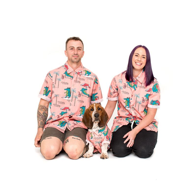 matching dog shirts for you and your dog