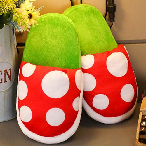 piranha plant slippers